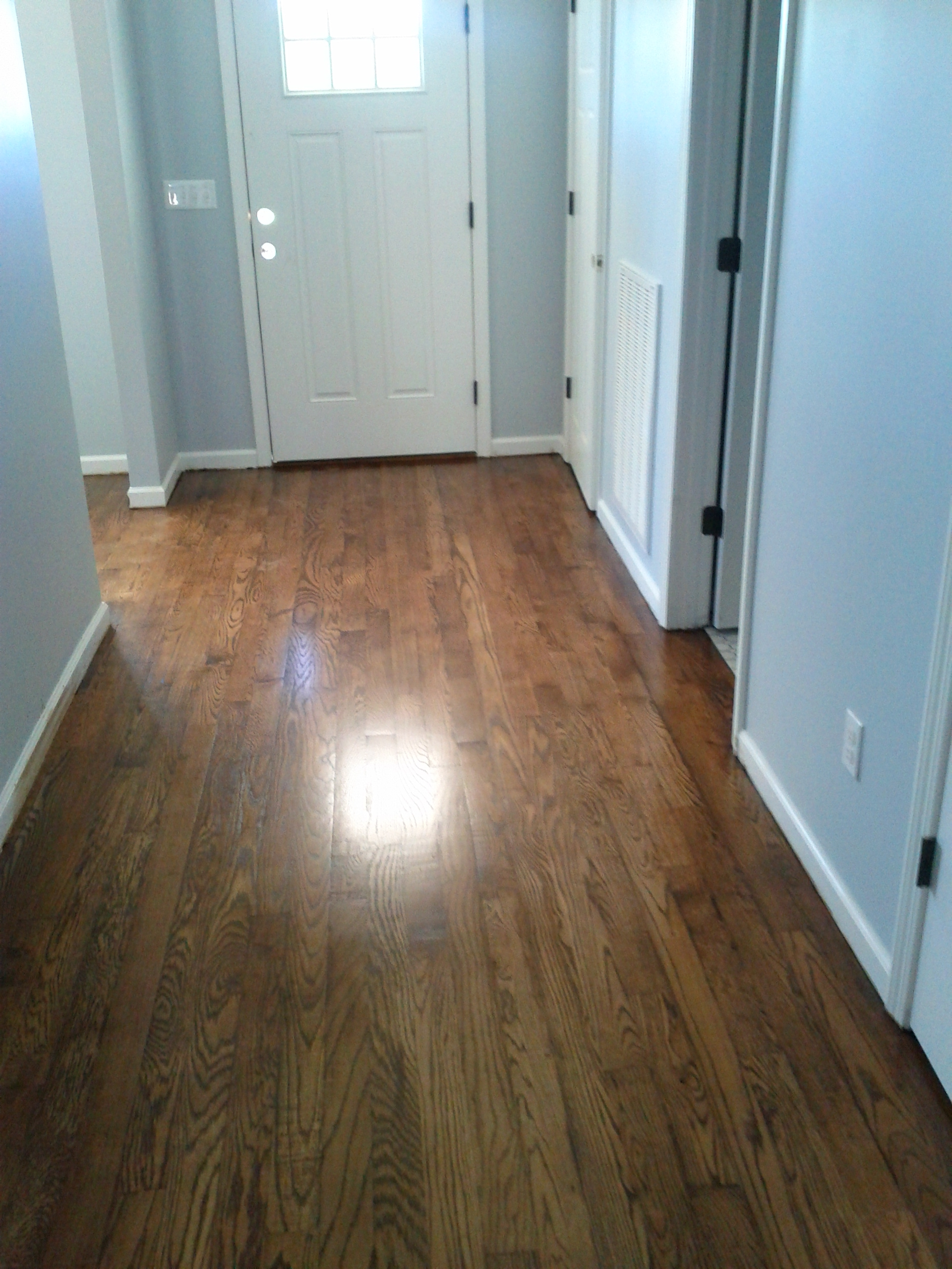 Buffing Hardwood Floors Video Part - 16: Antique Distressed U201d How Do I Get That Old Fashioned Looking Flooru201d